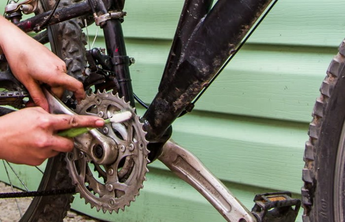 Priprema bicikla za početak sezone