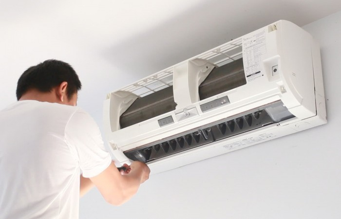 Kako čistiti klima uređaj